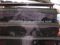 plain weave carbon fiber clothing