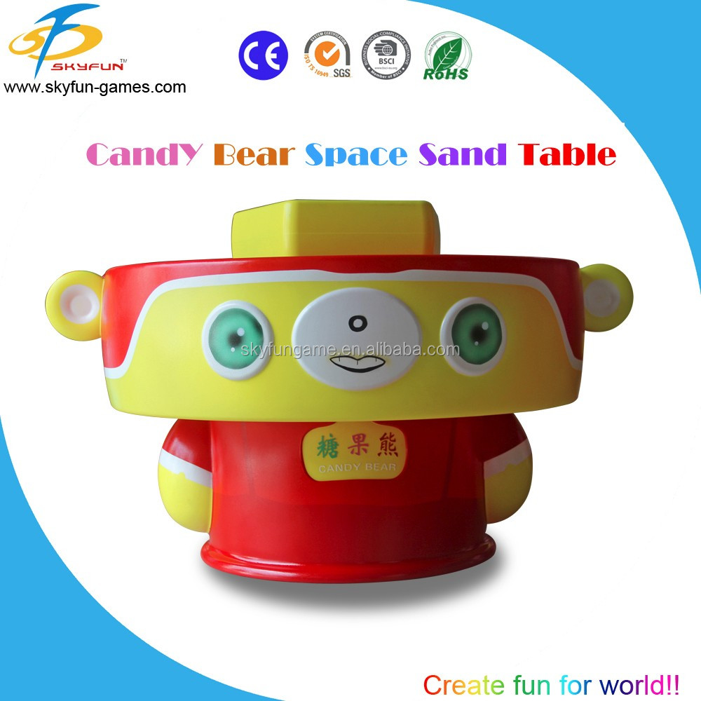 Funny for children with parents- sand table to cultivate children's coordinate ability