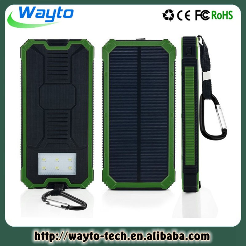 Bottom Case For Macbook A1342 Solar Panel Power Bank Led Torch Light Portable Power Bank