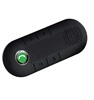 Sun Visor Speakerphone Handsfree Bluetooth Car Kit with Siri Voice Control and Multipoint Technology