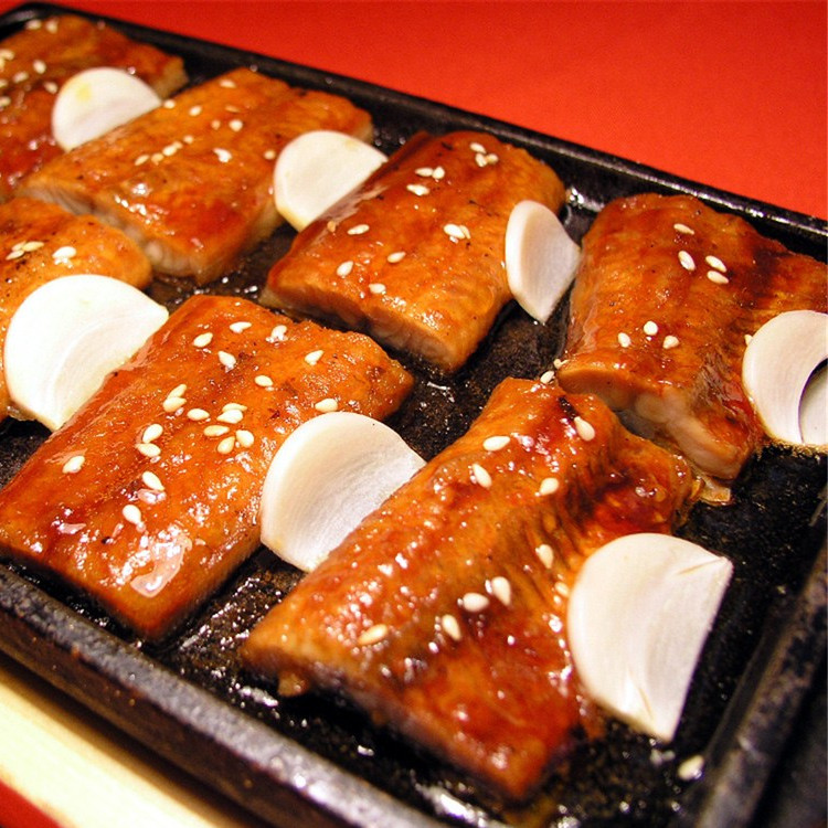 Factory Price High Quality Sushi frozen roasted unagi eel