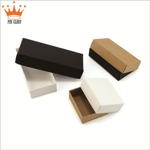 craft gift packaging paper cardboard box