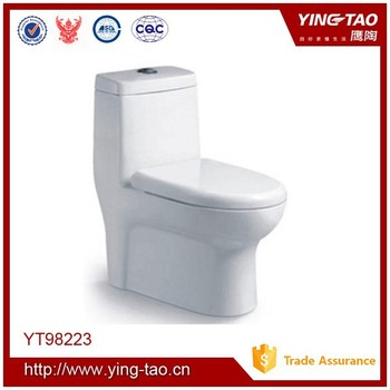 Western Toilet Cistern One Piece Toilet Parts Sanitary Ware Toilet - Parts of a toilet cistern