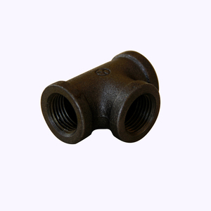 Carbon Steel Pipe fitting bw equal tee formula for sale