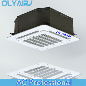 Olyair Two Pipes Fan Coil Units Compact 4 Way Cassette