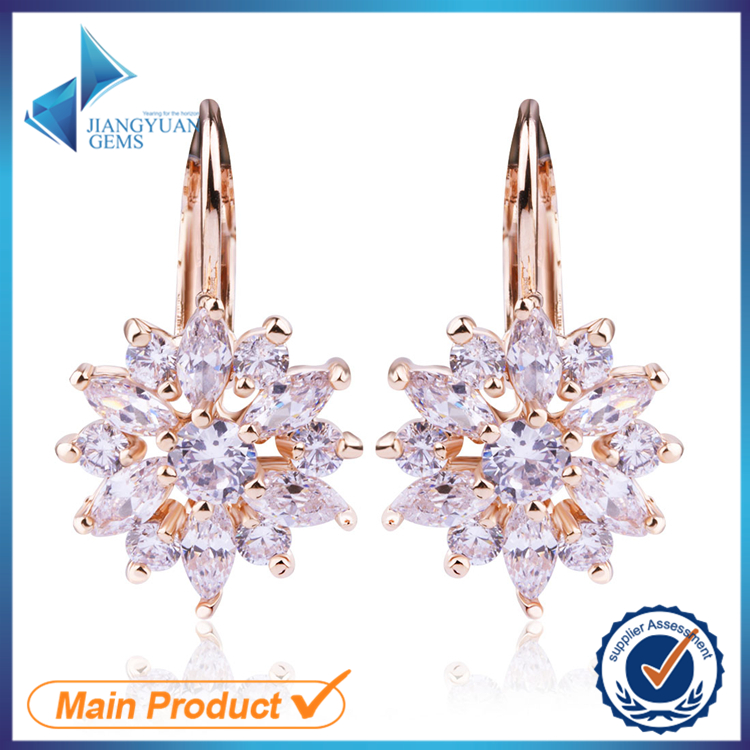 Gold Earrings Ring Type, Gold Earrings Ring Type Suppliers and ...