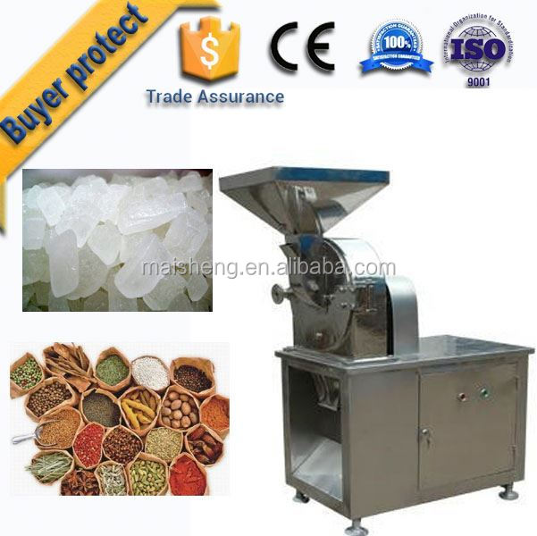 Easy operation long operation life maize grinding machine