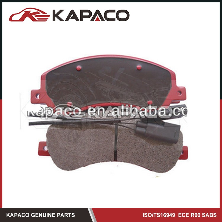 D2263 Top Quality japanese brand brake pad for TOYOTA PREVIA (MCR3_, ACR3_, CLR3_) 2000/02-2006/01