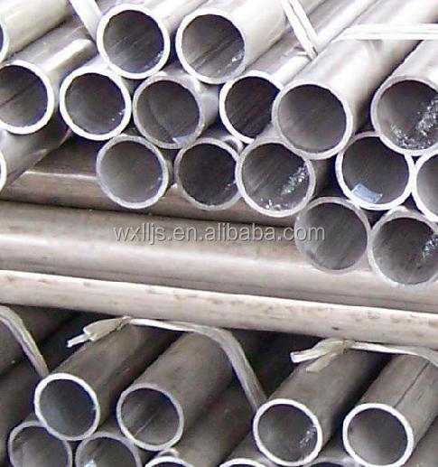 aluminum oval pipes