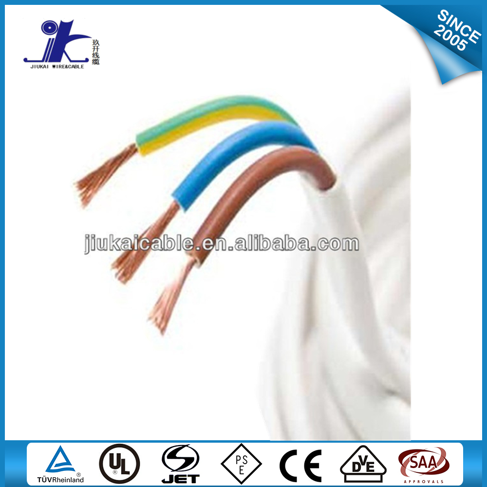 Australia standard 1.5MM Twin and Earth TPS Lighting Cable 100m roll SAA CE Approved