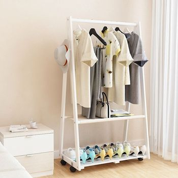 Admirable Branded Quality Furniture Hanger Coat Rack Customized Fresh Vertical Clothes Wall Rack Solid Wooden Remove 2 Tiers Hanger Buy Branded Quality Download Free Architecture Designs Rallybritishbridgeorg