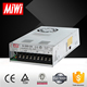 MIWI S-350-24 350W 24VDC 14.6amp switching power supply,LED 24v DC power switch