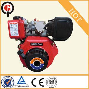 Mini rotary tiller diesel Engine for sale