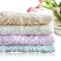 Wholesale Baby Kids Gift Towel Soft Bamboo Baby Face Towel