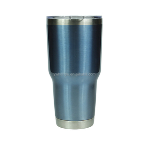 Amazon Top Seller Eco Friendly Cups Double Walled Tumbler With Silicone Stretch Lids