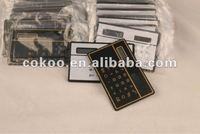 Promotion Solar Card Calculator
