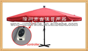 Attractive With Electric Controller Automatic Patio Umbrella