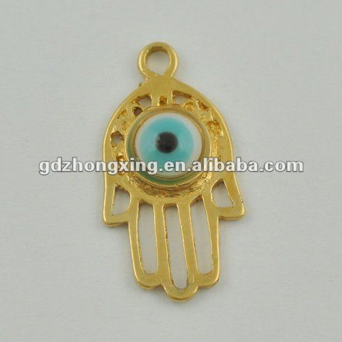 Lovely hands shaped enamel charms,alloy enamel charms