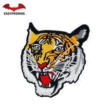 Cool Nice Machine Embroidery Patch with Custom Design