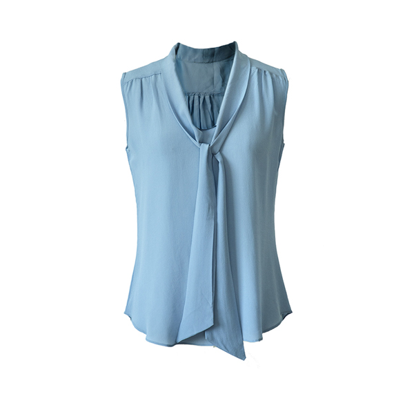 Frauen 100% seide george bluse modelle muster made in italy