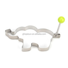 Fashion new design stainless steel cartoon elephant frying egg tool