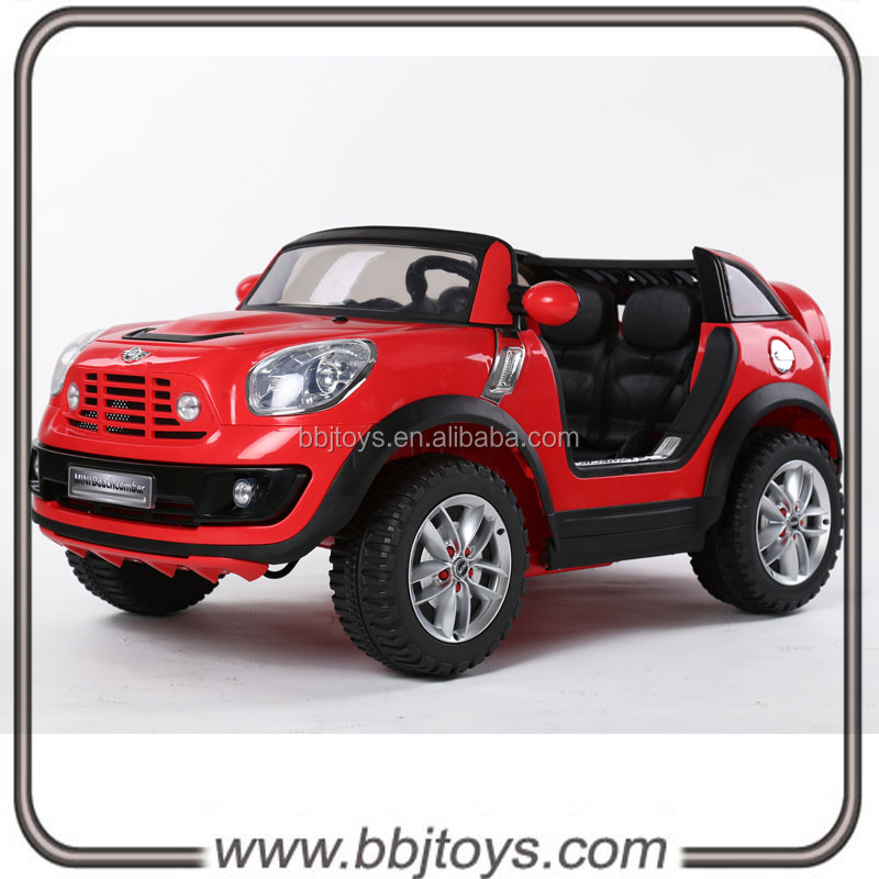 Child Toy Car Mini Cooper Electric Toys For Children Kids
