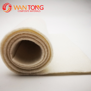 ISO standard non woven polyester Geotextile filter fabric