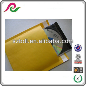 Vellum color DVD envelope with best quality
