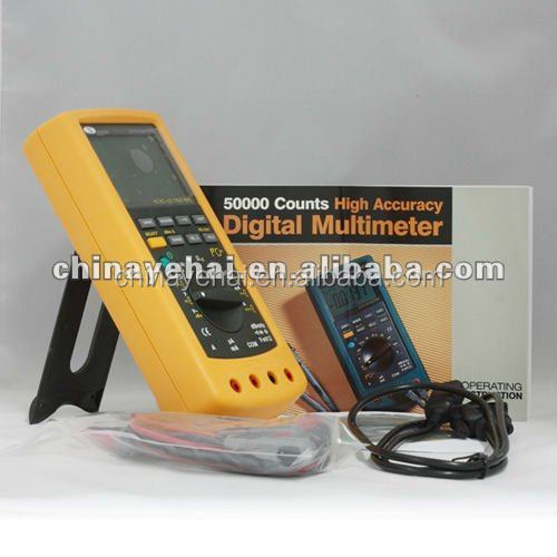 Fluke787 process meter with DMM and loop calibrator