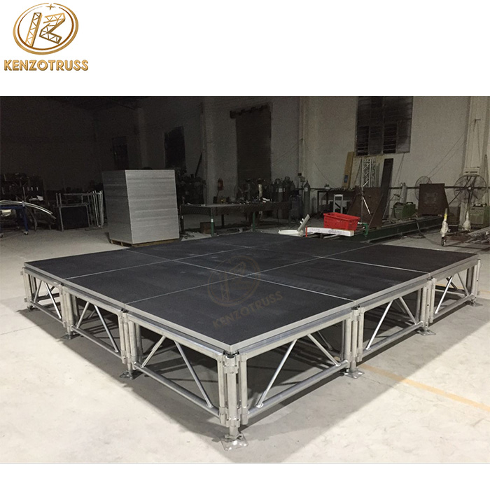 High Quality Modular Stage Outdoor Event Tuss Stage Aluminum Concert Stage