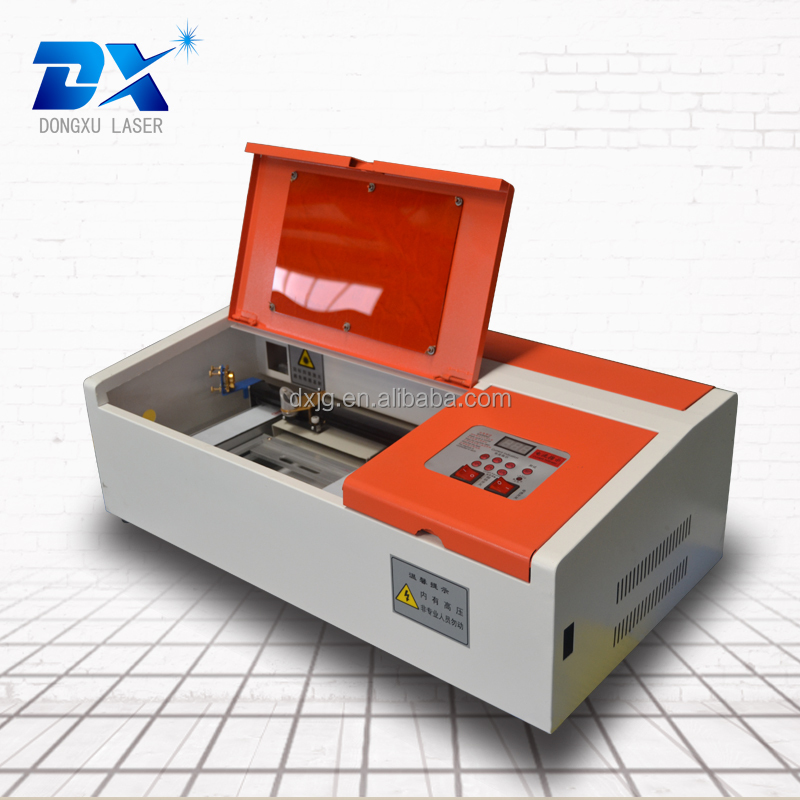 mini rubber stamp laser k40 laser engraving machine