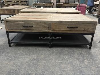 Mobili In Legno Riciclato Vendita : Re mobili industriali legno riciclato struttura in metallo