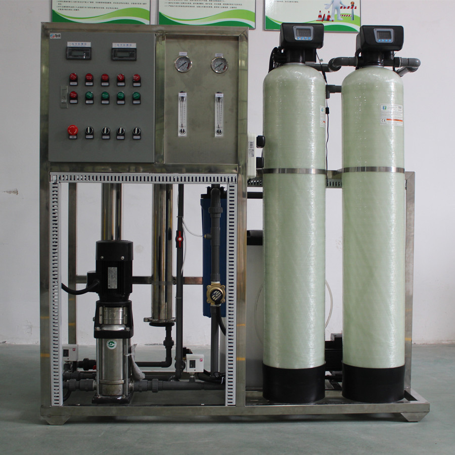 0.5ton per hour reverse osmosis(RO) water filtering system/RO unit