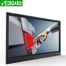 65''75''85'' fabriek prijs hd volledige kleur led display smart board led tv voor school en business