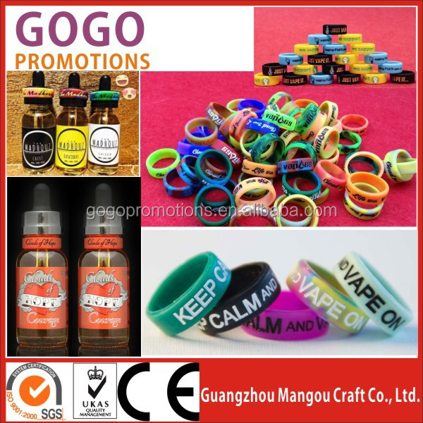 5d64bed759 USA most popular vape band customized service cigarette silicon vape rings wholesale  Top products e cigs