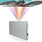 China cheap best 8 inch android quad core 60 lms tablet projector hot selling for business and popular for home cinema