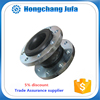 Double sphere DIN standard high pressure flexible rubber joint flange