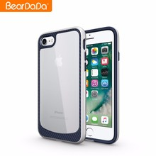 Popular Item Clear cover shock proof armor phone case for iphone 7