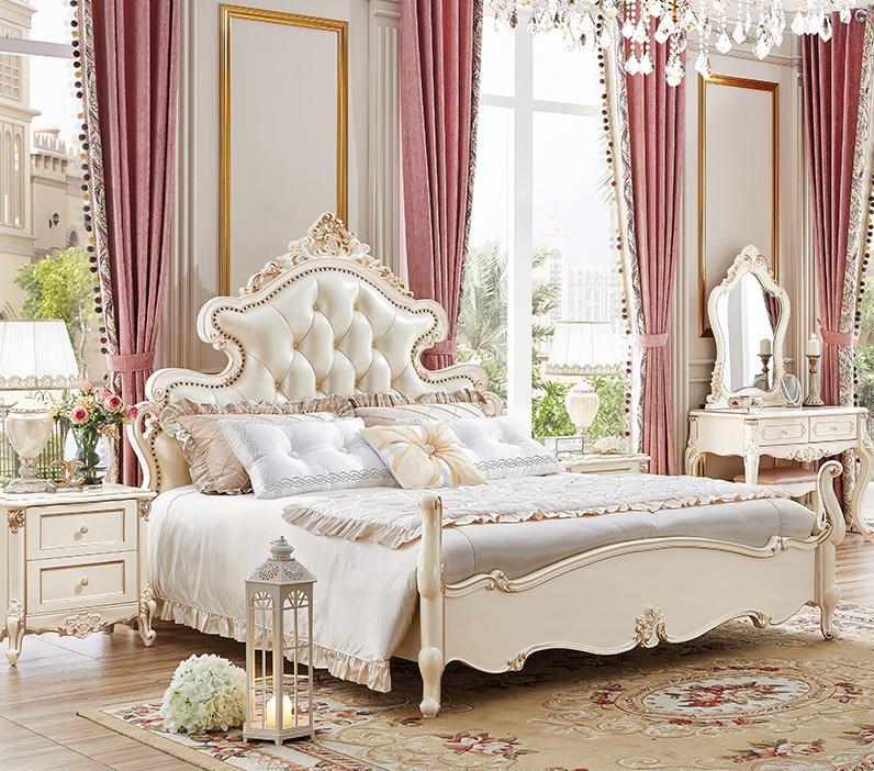 Luxury Louis Xv Design Bedroom Furniture Sets - Buy Louis Xv Bedroom  Furniture,Luxury Bedroom Furniture Sets,Royal Furniture Bedroom Sets  Product on ...