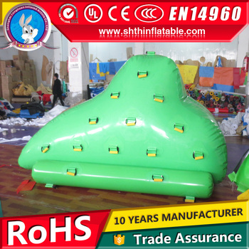 Big Inflatable Iceberg Jumping Toys