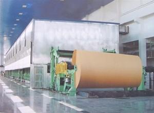 fluting paper making machine