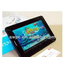 AWPC AllWinner A23 Cortex A8 PHONE CALL ANDROID TABLET PC WITH HDMI INPUT