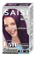Saisi Rose Purple Hair Dye Cream Product - Buy Rose Purple Hair ...