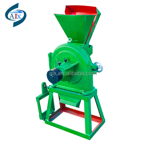 Farm corn crusher