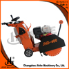 High quality manual asphalt road cutter with free diamond blade(JHD-400)