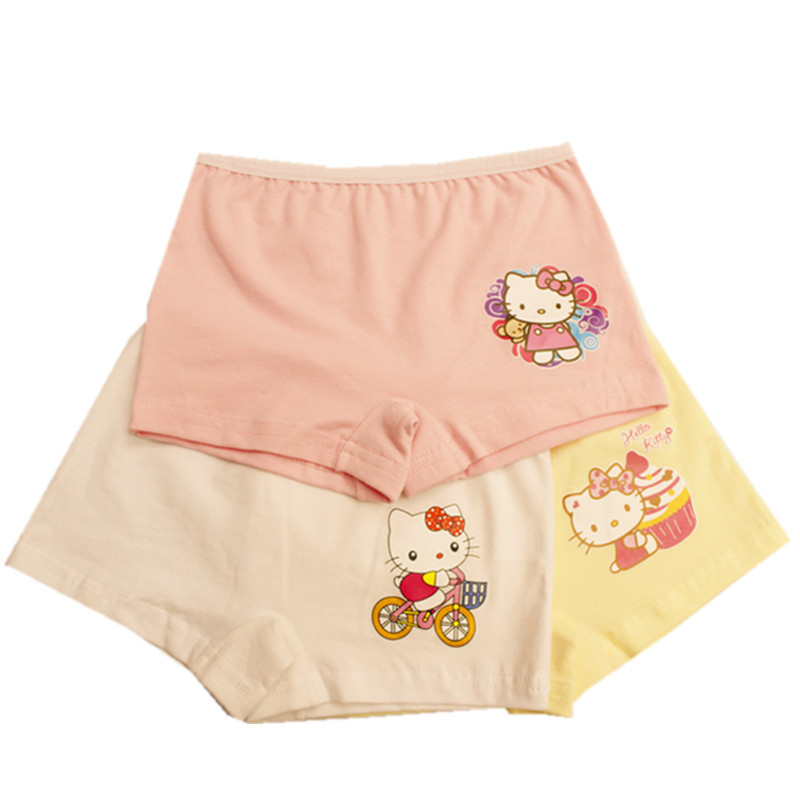 9c69dc832e Get Quotations · Cotton panties 4 pcs lot children underwear briefs girls  panties girls underwear hot sale carton