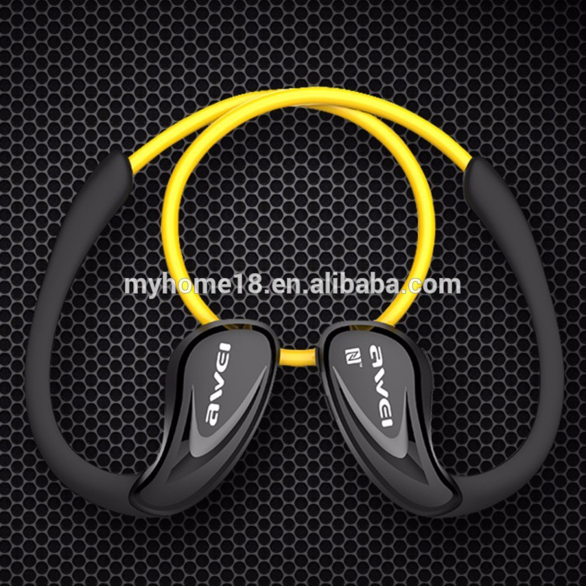 2018 NEW sport wireless earphone & headphones, sports running in-ear earbuds earphone headset for iphone mobile phones