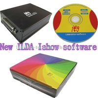 New Ilda Laser Show Control Software For Animation Laser Light ...