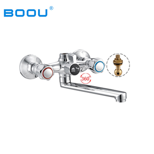 New design wall mount bathroom bath shower mixer faucet,clawfoot tub faucet with brass valve core