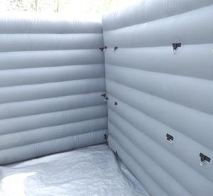 China Inflatable Paintball Bunkers Cheap Inflatable Bunkers Paintball For Sale H5032